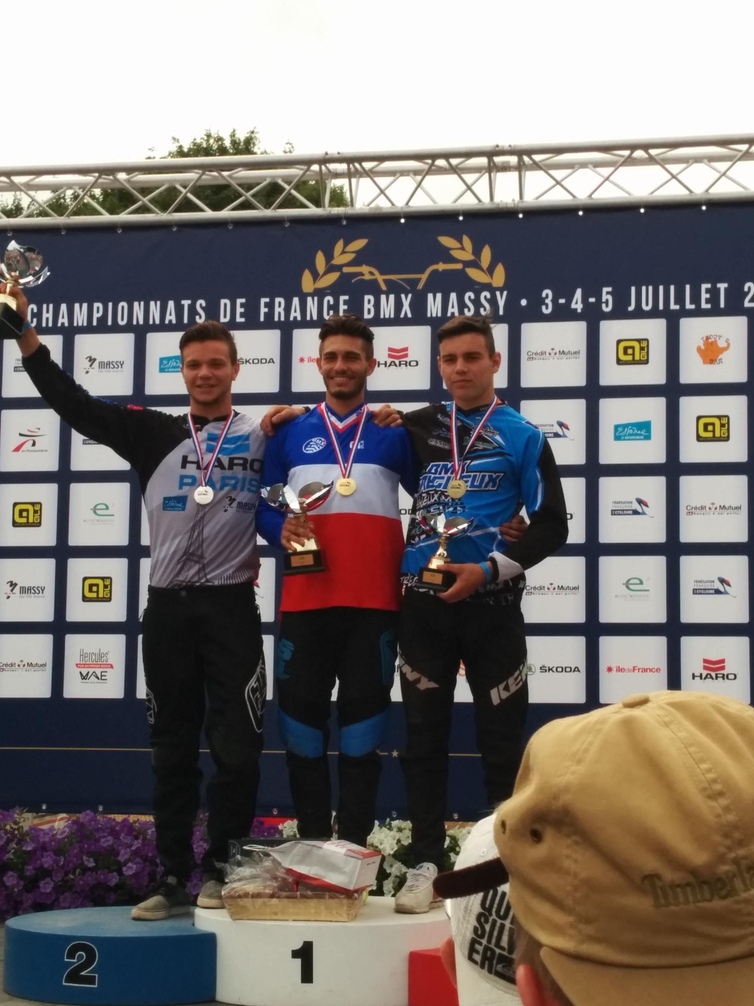 Tregueux France  city pictures gallery : BMX Trégueux : retour sur le Challenge et le Championnat de France