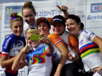 Grand Prix de Plouay-Bretagne des dames/Photos de Camille Nicol
