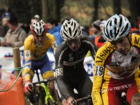 France Cyclo-Cross espoirs / Photos de Sylvie Tr�tout