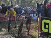 France Cyclo-Cross Juniors / Photos de Sylvie Tr�tout