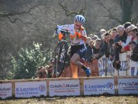 France Cyclo-Cross Dames 17 ans et +/ Photos de Sylvie Tr�tout