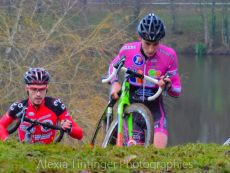 Cyclo-cross de Locmin� (56) /Photos d'Alexia Tintinger