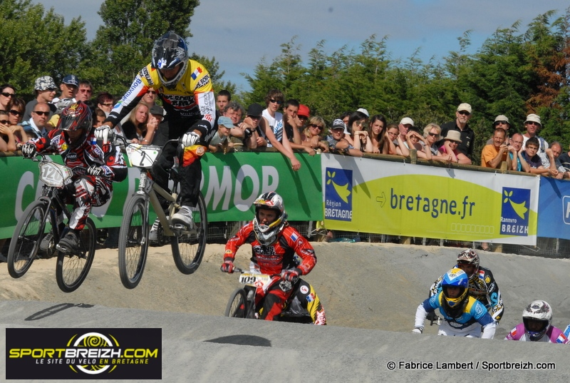 Tregueux France  city photos gallery : Championnat de France BMX a Tregueux Finale Cruiser Dimanche 4 juillet ...
