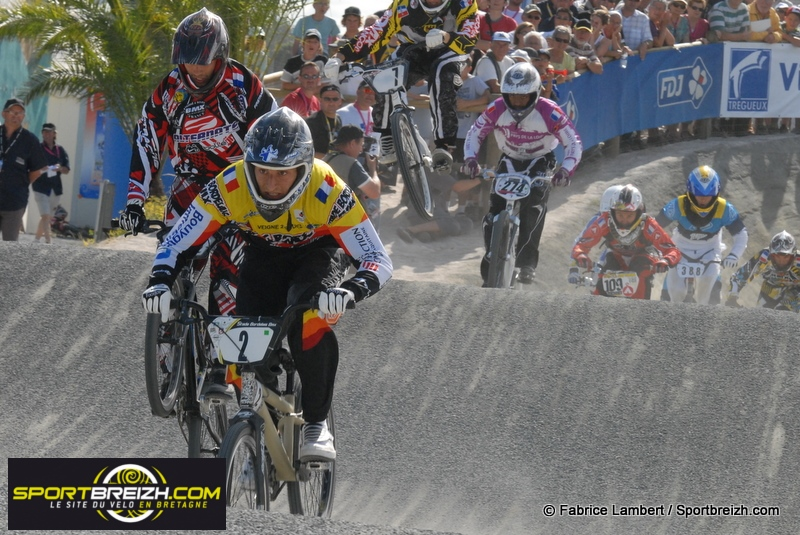 Tregueux France  city photos : Championnat de France BMX a Tregueux Finale Cruiser Dimanche 4 juillet ...
