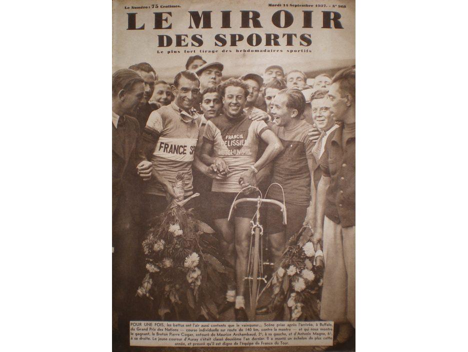 Et les anciens page 180 cyclisme forum sport for Miroir des princes