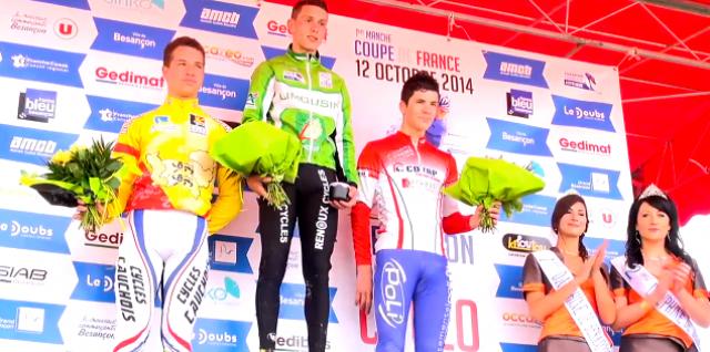 Coupe de France de cyclo-cross #1 à Besançon