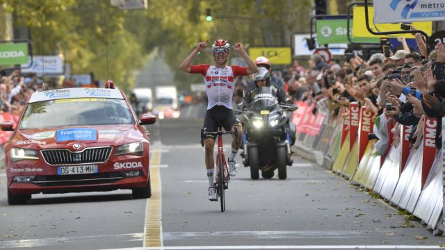 Paris-Tours: Jelle Wallays remet ça !