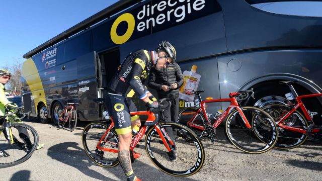 Direct Energie: le 18ème Tour de Chavanel !