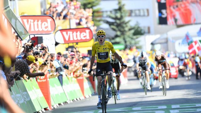 Tour de France #12: Thomas encore...