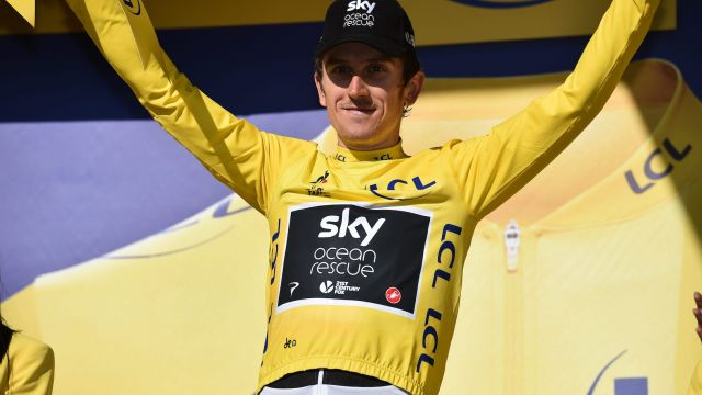 Tour de France #11: Thomas fait coup double