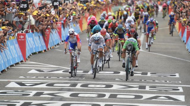 Tour de France 13: Sagan engrange
