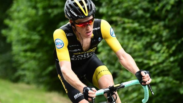 Tour de France #19 : Roglic en descendeur