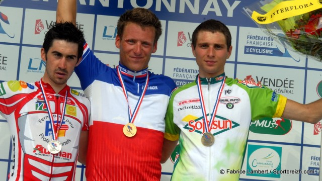 26/06/2010 CHAMPIONNAT DE FRANCE ROUTE AMATEURS