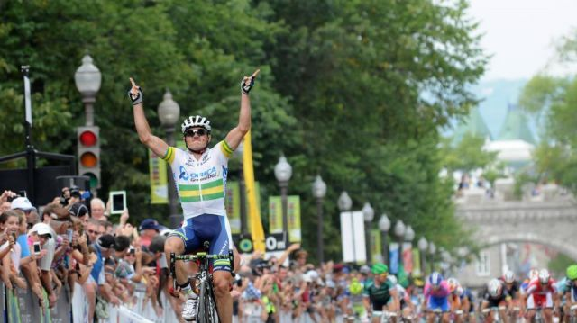 Grand Prix de Québec (World-Tour) : Gerrans s'impose / Voeckler 7e
