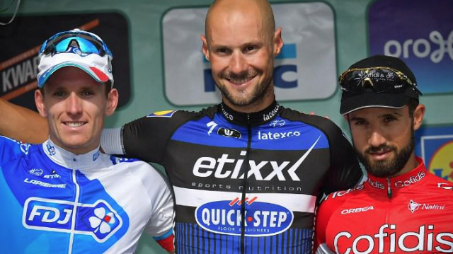 Brussels Cycling Classic: Boonen rugit toujours