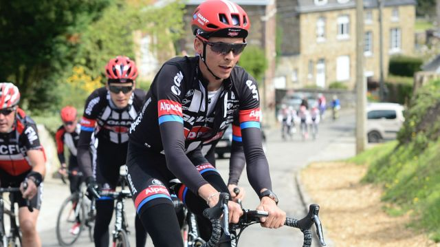 Barguil vers les Ardennes