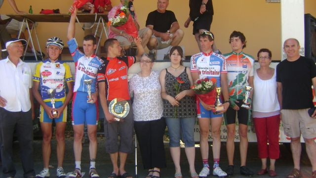 Camors : 3e bouquet pour Le Guilly
