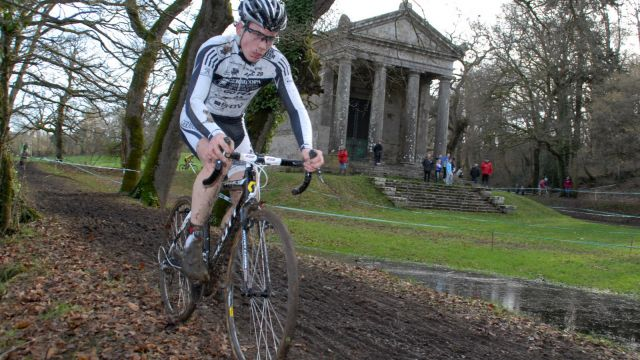 Cyclo-Cross d'Auray Brec'h (56) : Le Quéau dominateur