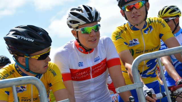 Challenge National Juniors : Perret en tête