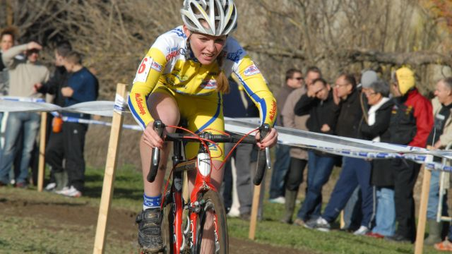 "Fanny Gouya : ""tout est possible en cyclo-cross"""