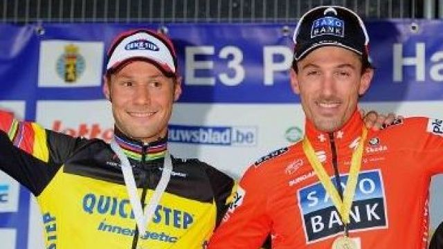 Tour des Flandres : Cancellara sans opposition