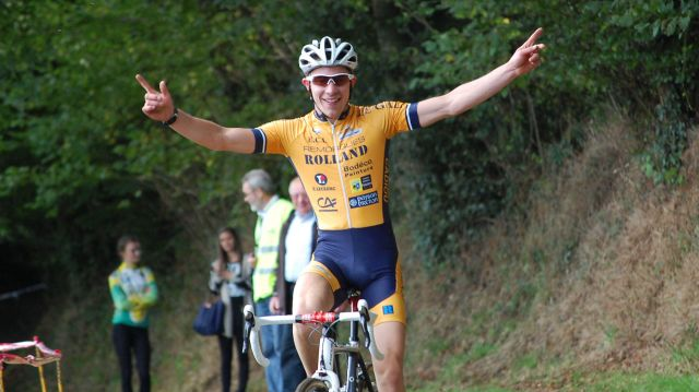 Cyclo-cross du Drennec (29): Piriou