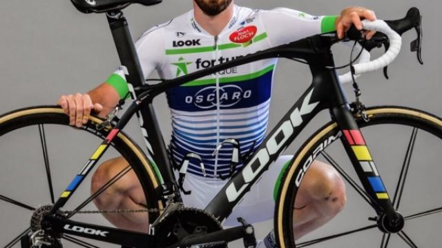 McLay quitte Fortuneo-Oscaro pour EF Education First