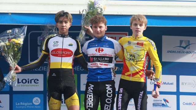 Coupe de France CX #2 / Cadets: Basset 10e