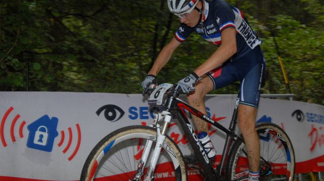 Finale coupe de France VTT à Super-Besse : Koretzky s'impose chez les juniors