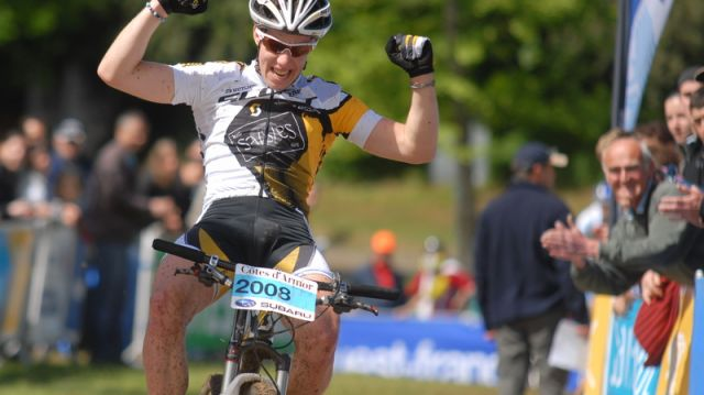 Coupe de France VTT X-Country : 1er succès national pour Urruty