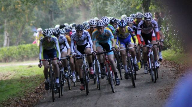 Cyclo-cross de Vue (44) : Chatelais 2è