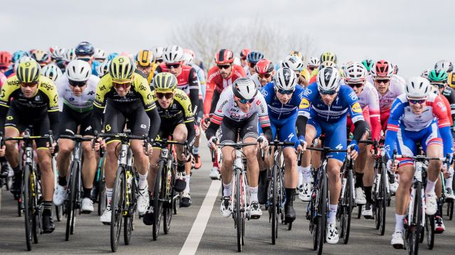 Paris-Nice #1: Barguil sans encombres
