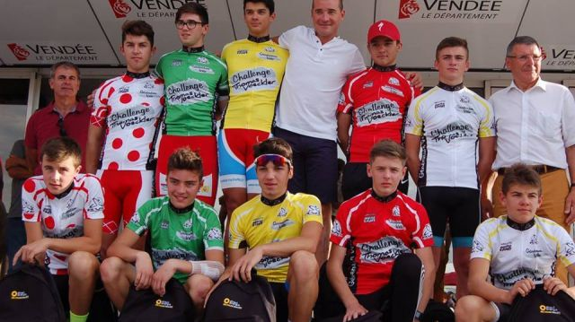 Challenge Thomas Voeckler: il continue