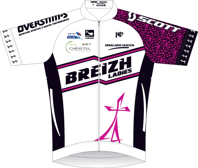 La Team Breizh Ladies en stage