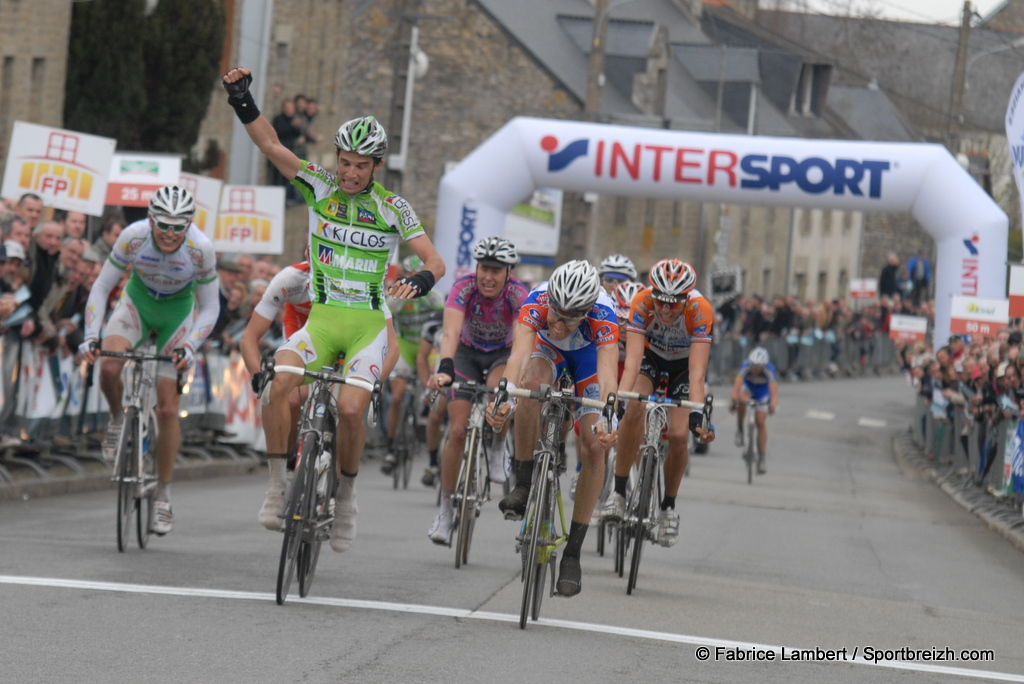 Boucles Guégonnaises : photo finish à Guégon !!!