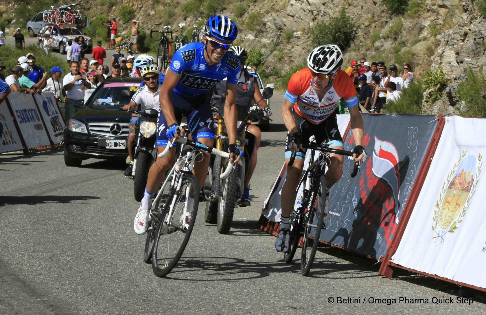 Tour de San Luis : Contador le plus fort
