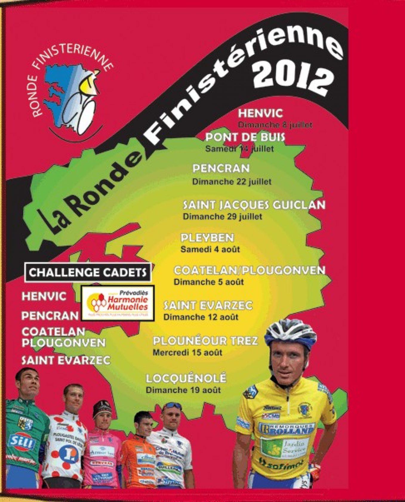 Ronde Finisterienne C Est Reparti Pour Une Nouvelle Edition